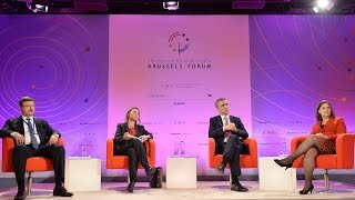 Brussels Forum 2015: Zero-Sum? Russia, Power Politics, and the post-Cold War Era