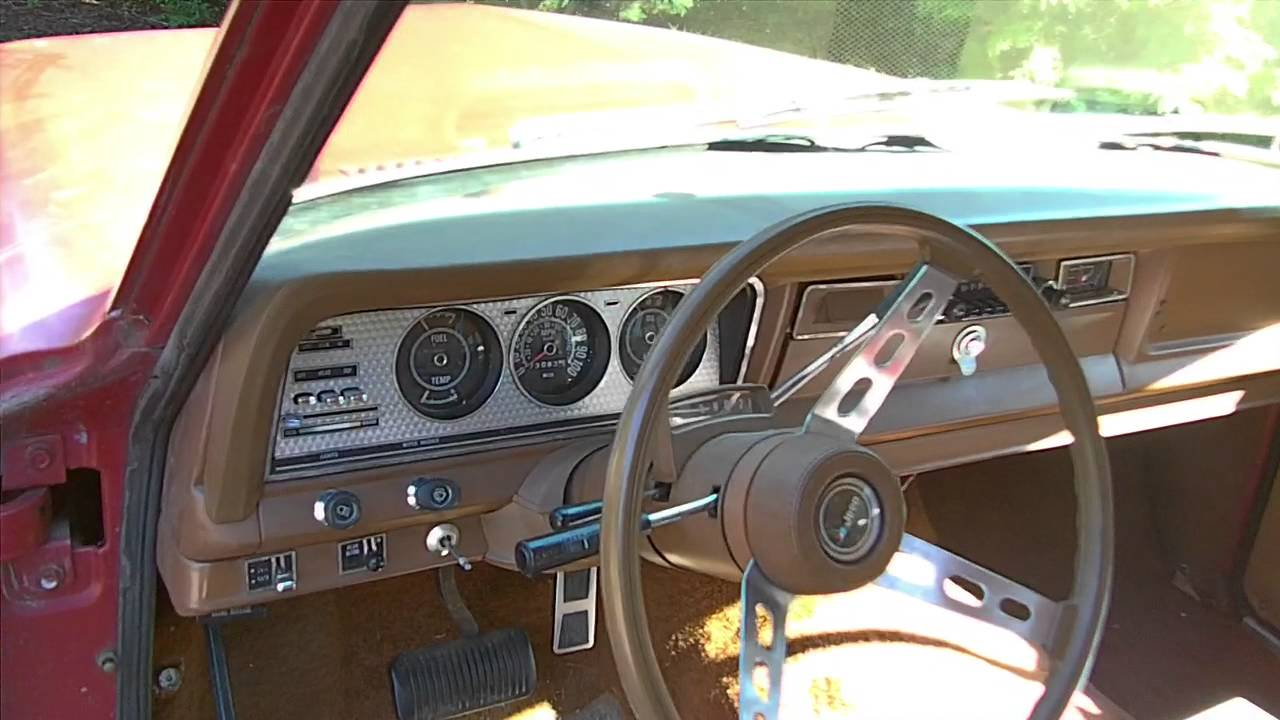 1978 Jeep Wagoneer Interior Www Imgkid Com The Image