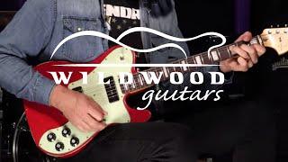 Fender Custom Shop Masterbuilt Chris Shiflett Telecaster by Greg Fessler  •  SN: R91403