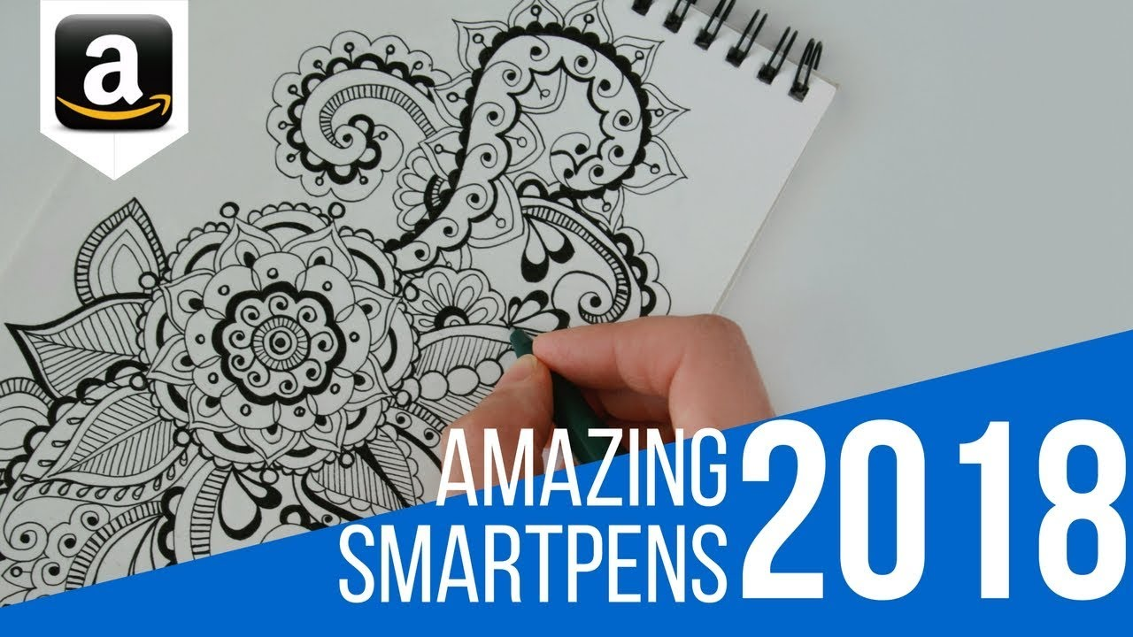 5 Amazing Smartpens and Writing Sets You Can Buy on Amazon #02 - Cheapest Smart Pens