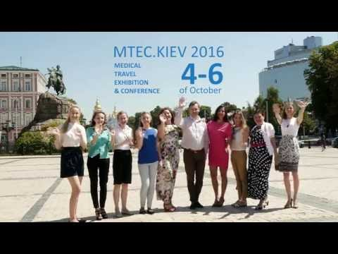 Medical Travel Exhibition&Conference MTEC.Kiev. 4 -6 of October, 2016