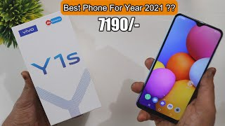 Vivo Y1S Unboxing Camera Review Performance Test Full Review vs Micromax IN 1B Detail HINDI