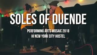 Soles Of Duende @ Performing Arts Mosiac 2018 | HI New York City Hostel