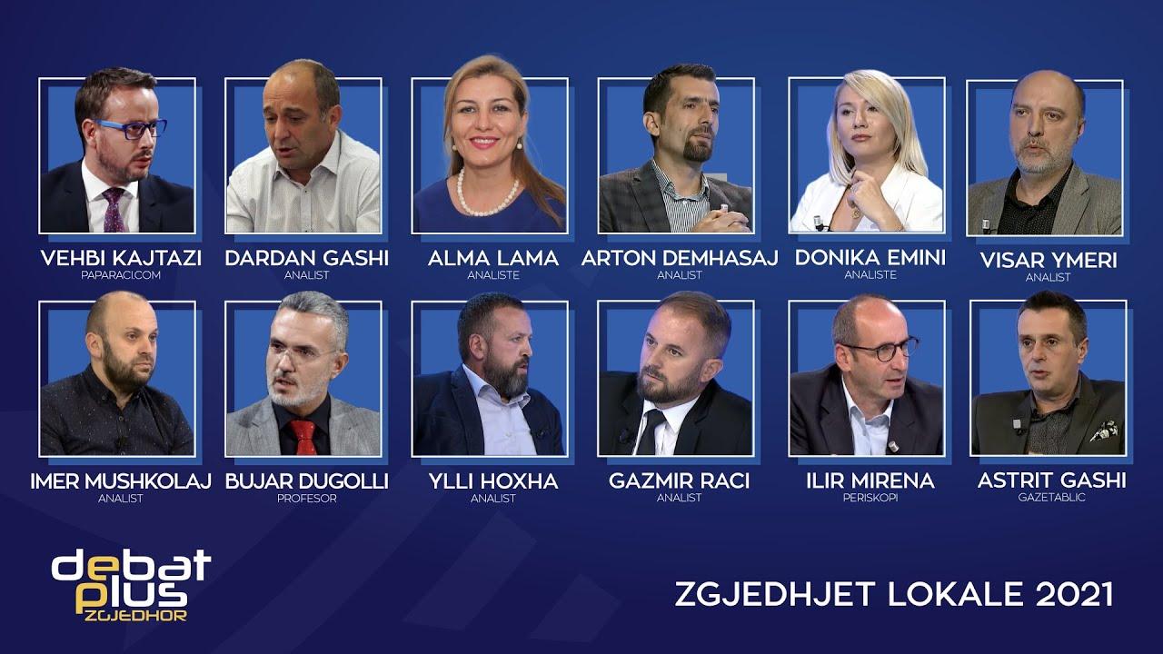 Download Debat Plus me Ermal Pandurin - EXIT POLL-i per Zgjedhjet Lokale 2021