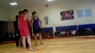KVbr stadium wrestling match. By manish
