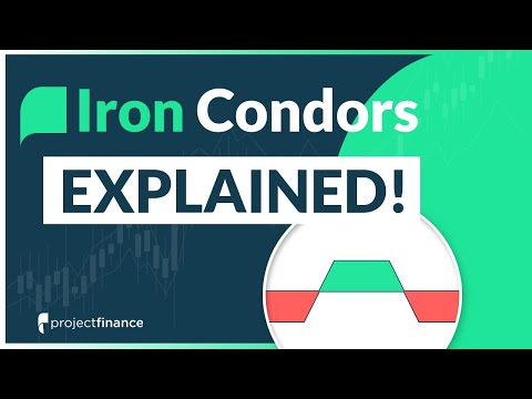 Short Iron Condor Options Strategy Explained (w/ Examples)