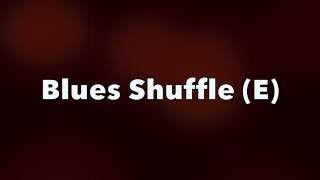 Clapton Style Acoustic Blues Backing Track (E)