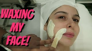 Face Waxing! Everything You Need To Know!