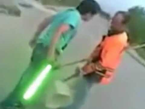 Oğlum Bak Git - Star Wars Edition (Atarlı Ergen vs Çöpçü Reyiz)