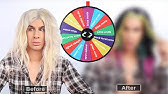 Spin Wheel Picks My Wig's Color And Placement