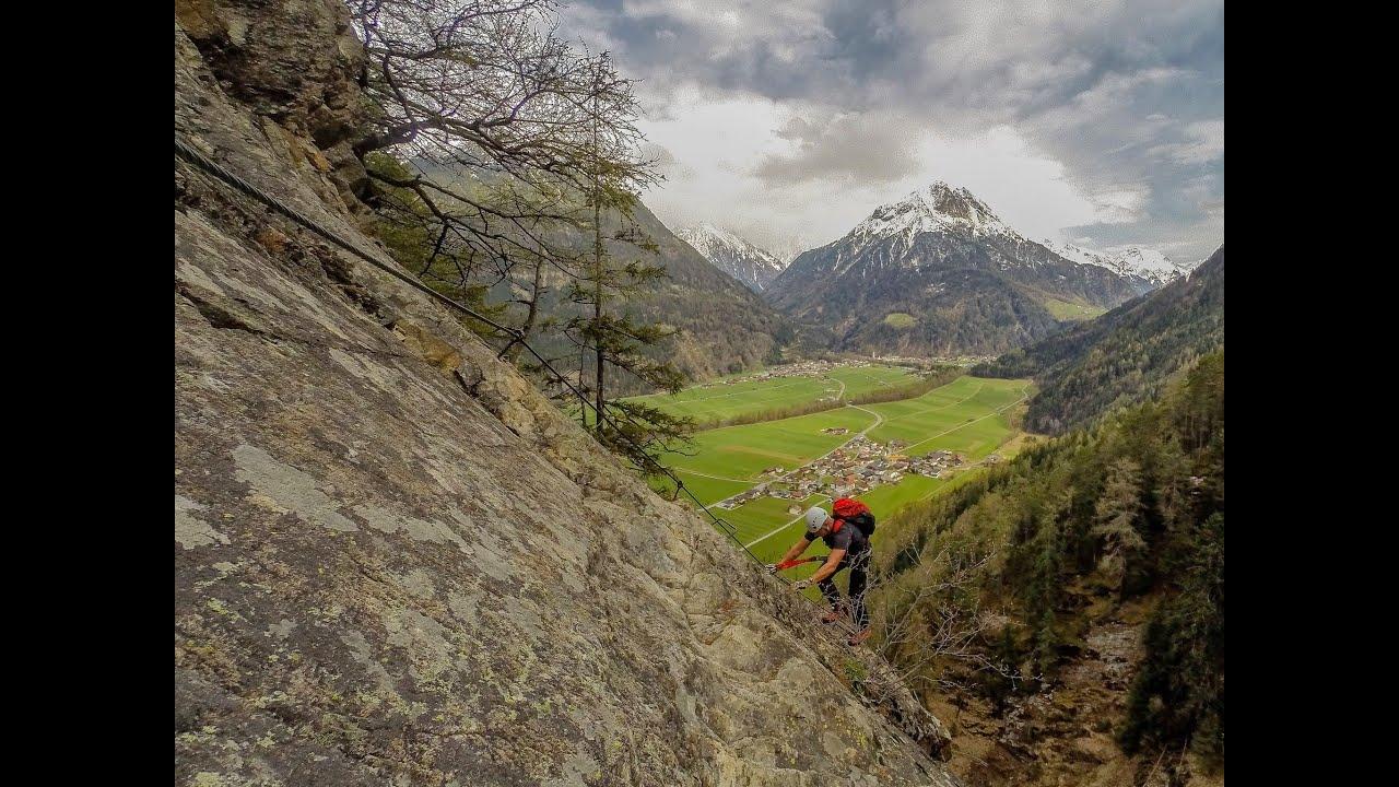 Klettersteig Längenfeld : Reinhard schiestl klettersteig längenfeld klettersteige