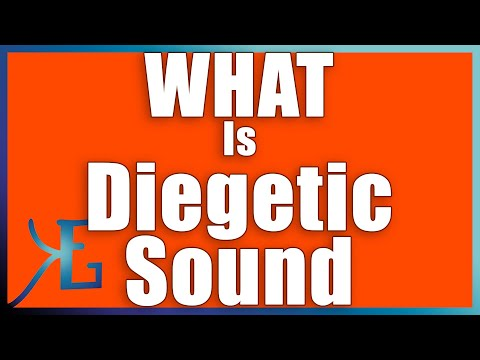 What Is Diegetic Sound And Non Diegetic Sound In 2 Minutes
