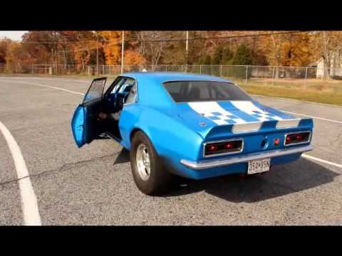 1967 Camaro Car Start Up Kevin Hart Youtube