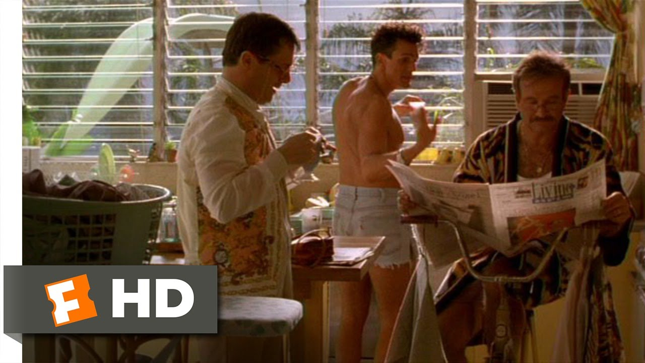 Download The Birdcage (2/10) Movie CLIP - Val's Getting Married (1996) HD
