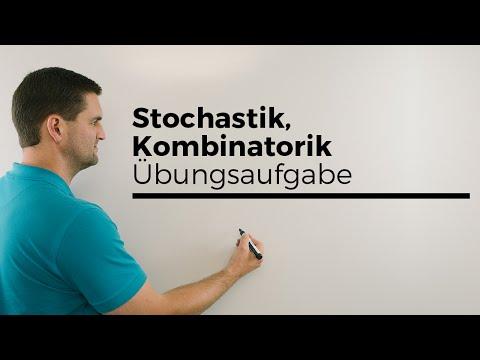 Stochastik, Kombinatorik, Übungsaufgabe, Wettbewerb mit Personen | Mathe by Daniel Jung from YouTube · Duration:  2 minutes 38 seconds