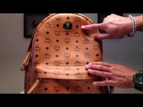 35ae511d8c Requested Video  MCM compared to Louis Vuitton