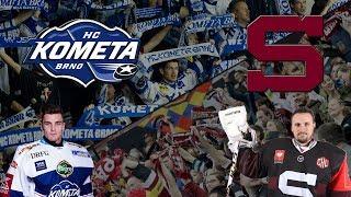 NHL 17 | Hokejová Klání #2 | HC Kometa Brno-HC Sparta Praha | XBOX ONE | CZ/SK