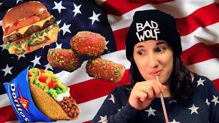 Weird American Fast Food