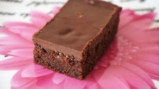 ШОКОЛАДНОЕ ПИРОЖНОЕ/Chocolate Cake