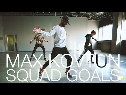 Jordan Hollywood - Squad Goals | Choreography by Max Kovtun | D.side dance studio