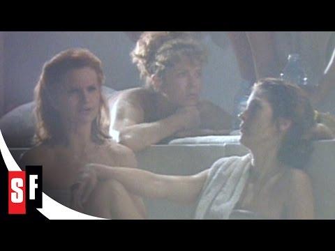Sisters (1991) Sauna Sex Talk