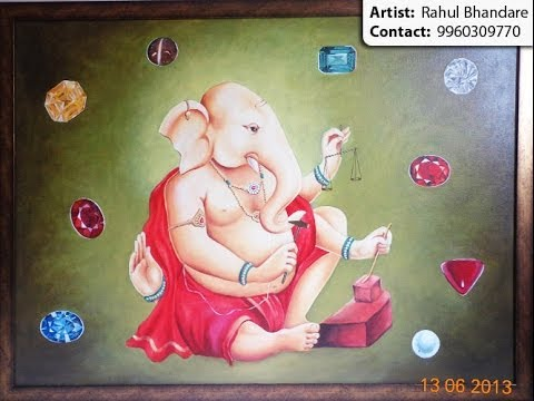 Graphics wall painting & Canvas painting artist Pune & Mumbai