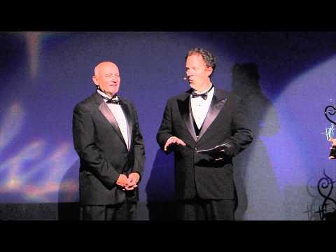 dr.-sanford-chandler-accepts-a-2011-shuler-hensley-award