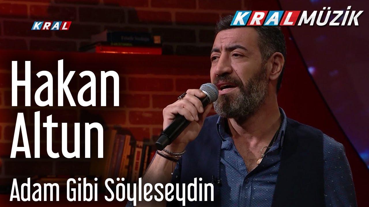 Hakan Altun - Adam Gibi Söyleseydin (Mehmet'in Gezegeni)