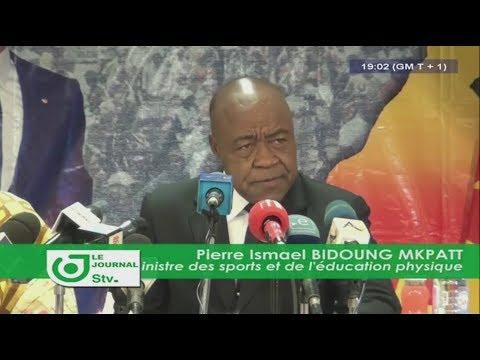 JOURNAL STV 19H00 - (FECAFOOT : Le GOUVERNEMENT VA COOPÉRER avec la FIFA) - Vendredi 25 Août 2017