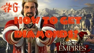 10 Methods How to Get Forge of Empires Diamonds - Forge of Empires Tips #6