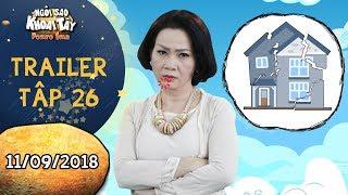 Ngôi sao khoai tây | trailer tập 26: Gia tộc họ Huỳnh gặp đại nạn vì Hoàng Trinh phá nốt ruồi độc?