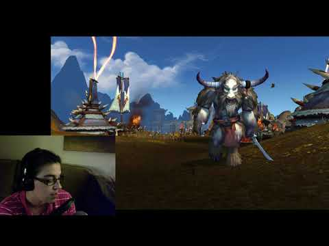 World of Warcraft Chronicle Vol 1: Origins of the Tauren