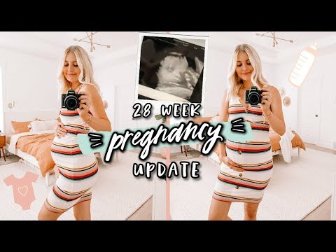 Second Trimester Pregnancy Update + 3D Ultrasound!! | Aspyn Ovard from YouTube · Duration:  10 minutes 12 seconds