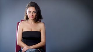 Bad Moms Star Mila Kunis Shares Some Parenting Truths