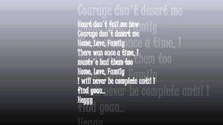 Journey to the Past-Aaliyah (lyrics)