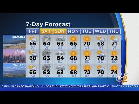 Jennifer Kim's Weather Forecast (Dec. 6)