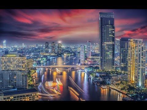 Bangkok Thailand - Random Vlog [4K 60FPS] [TravelVlogs]