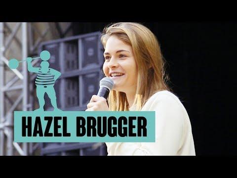 Hazel Brugger - Beziehungstipps