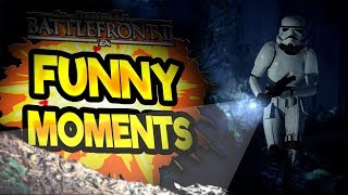 Star Wars Battlefront 2 Funny & Random Moments [FUNTAGE] #50