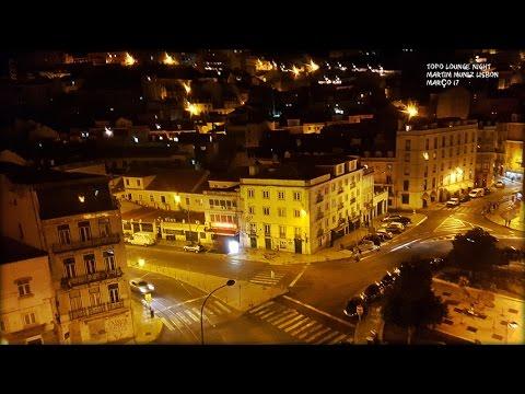 Topo em Lisboa - O Bar mais gringo de Lisboa com vista ao Castelo de São Jorge