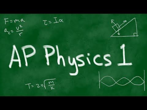 AP Physics 1 Dynamics Free Response 1