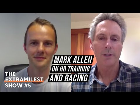 Mark Allen Interview on Training and Racing