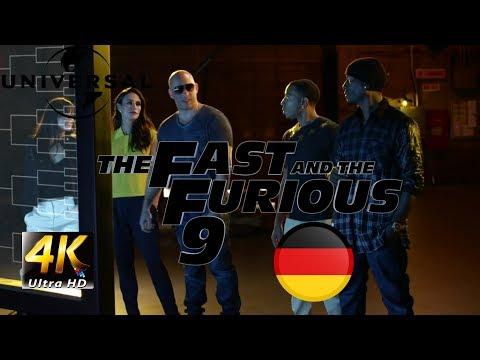 Fast and Furious 9 German/Deutsch Trailer (2020) Fanmade 4k