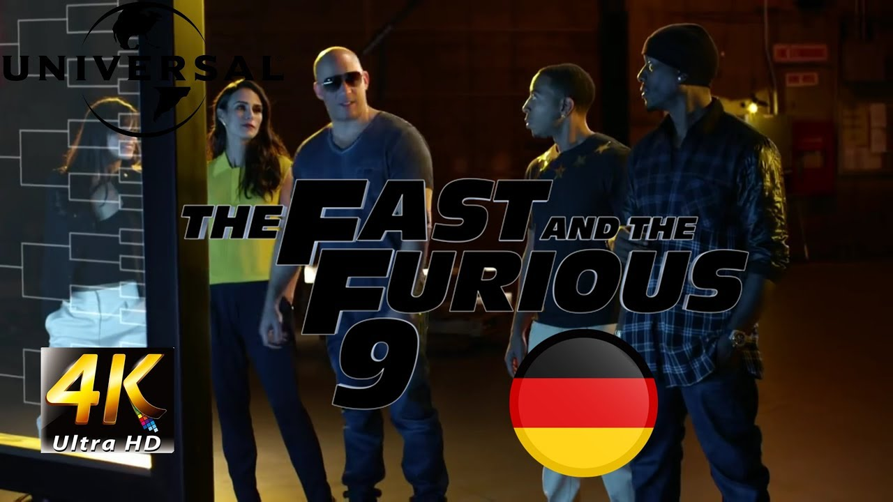 Fast In German >> Fast And Furious 9 German Deutsch Trailer 2020 Fanmade 4k Youtube