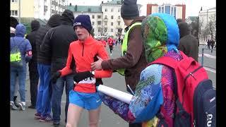 Легкоатлетический пробег в честь Александра Люблина (г. Саранск, 22.04.2018г)