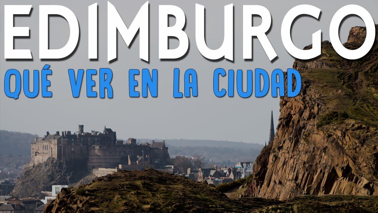 QUÉ VER EN EDIMBURGO / Viajar a Escocia / Visitar ...