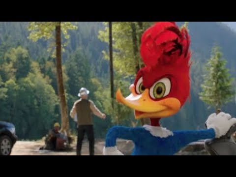 What If Pica Pau Woody Woodpecker 2017 Was A Horror Film ...