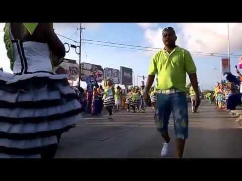 Curaçao - Karnaval 2014 - Marcha di Despedida