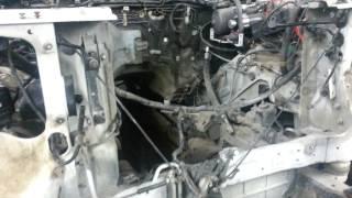 Mitsubishi Pajero свап на 1UZ-FE  часть1