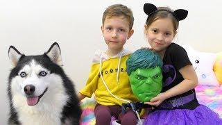 Едем покупать новые Игрушки Много Подарков От Маленькая мисс и Макса для Павлика